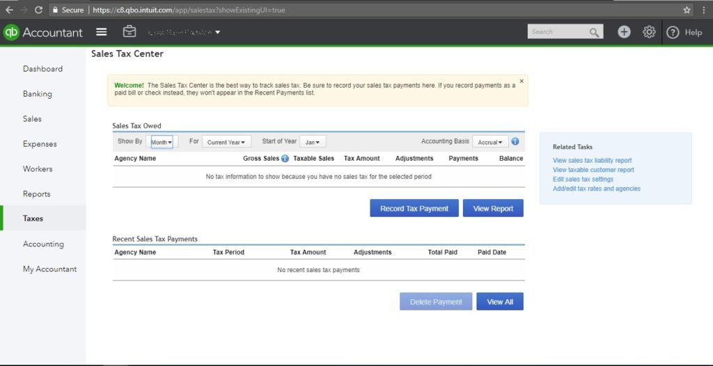 Setting up Square to Sync with QuickBooks Online – Part 2 – Draughts